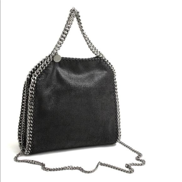 Stella McCartney Handbags - Stella McCartney mini baby bells shoulder bag